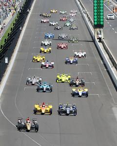 IMG_8768 2016 Indy 500 Start 16x20