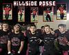 Hillside Posse Collage 2017 16x20