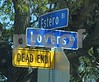 Streetsign - What can I say