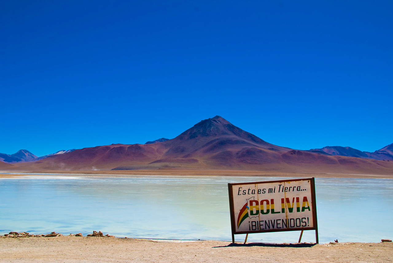 Bolivian highlands