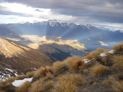 Ben Lomond Mountain, New Zealand