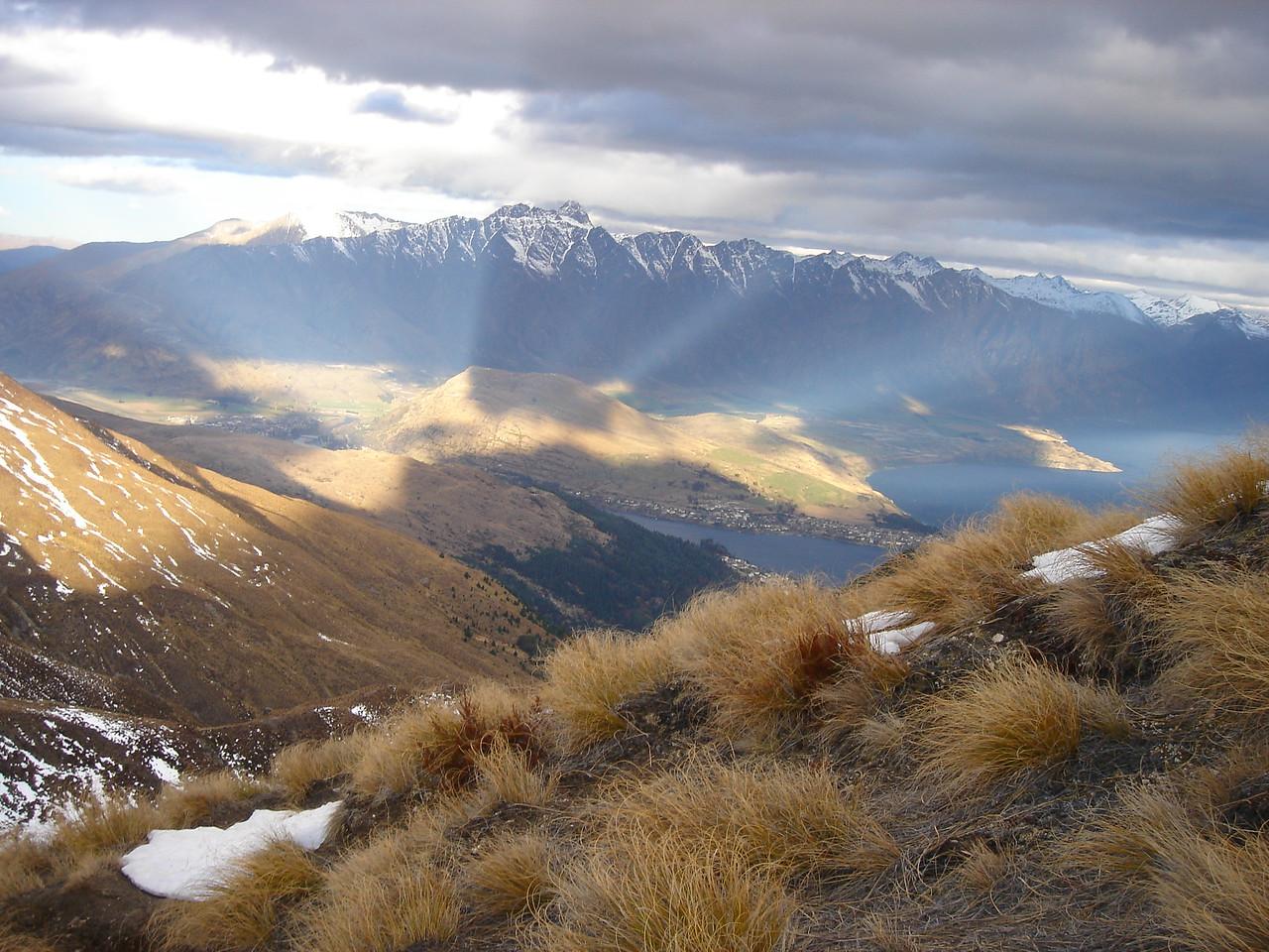 Ben Lomond Mountain, New Zealand