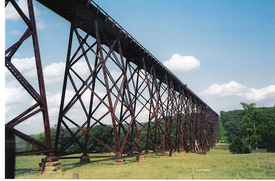 Boone High Bridge, Boone, Iowa