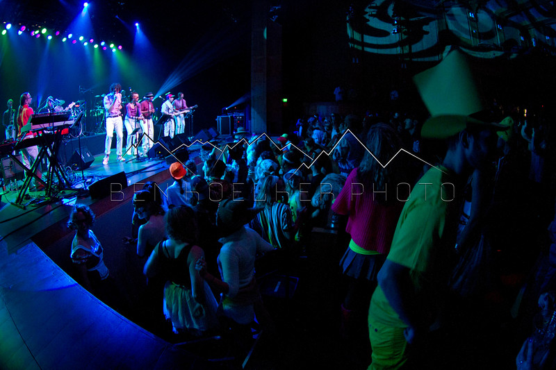 The Motet at the Vilar Center in Beaver Creek, CO
