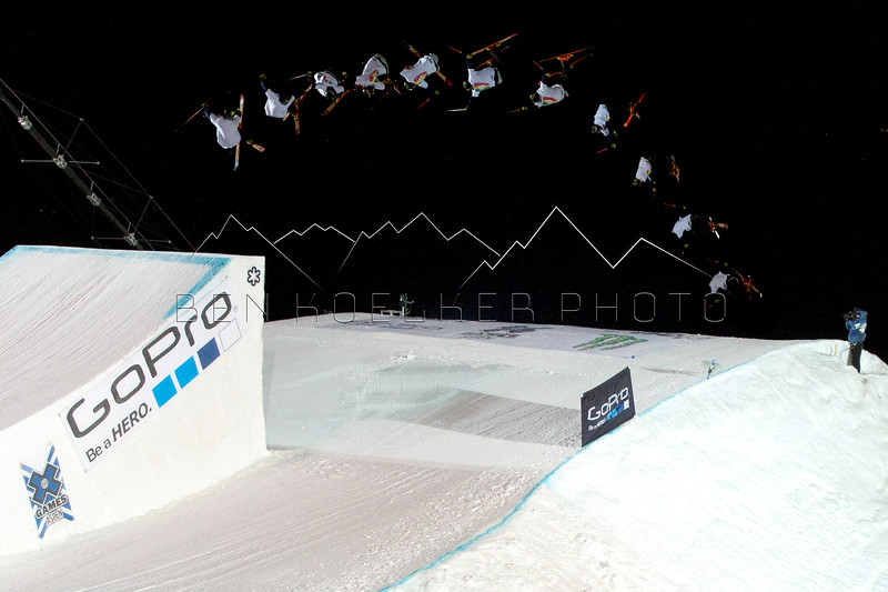 Vincent Gagnier, X Games '14