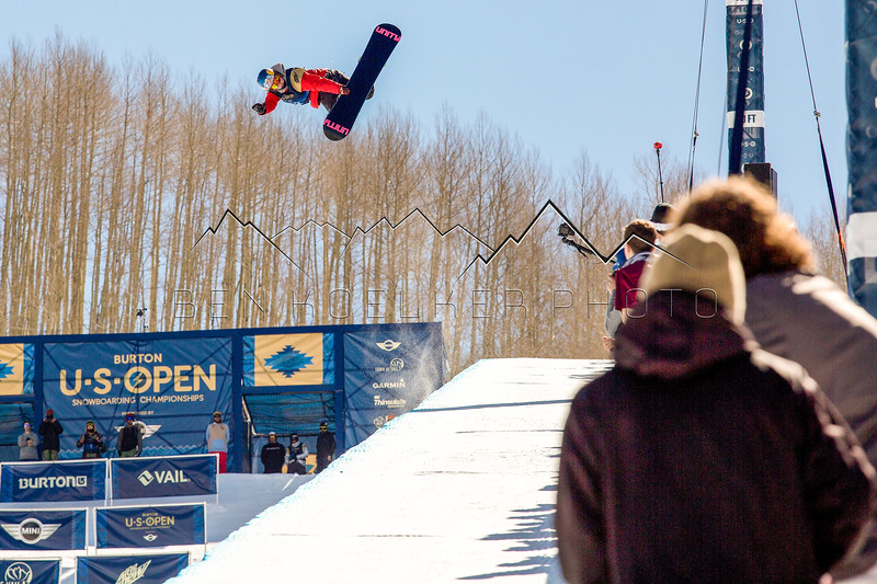 Arielle Gold, US Open Vail, CO