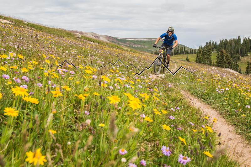 Paul Previtali, Colorado Trail