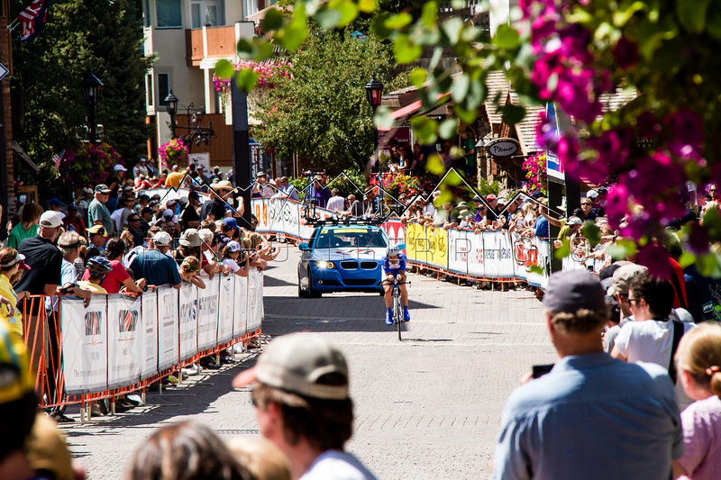 USA Pro Cycling Challenge, Vail, CO