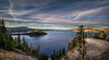 Crater Lake Oregon, Wizard Island
