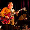 Duke Robillard sits in with Jimmie Vaughan at TCAN in Natick, MA October 28, 2010