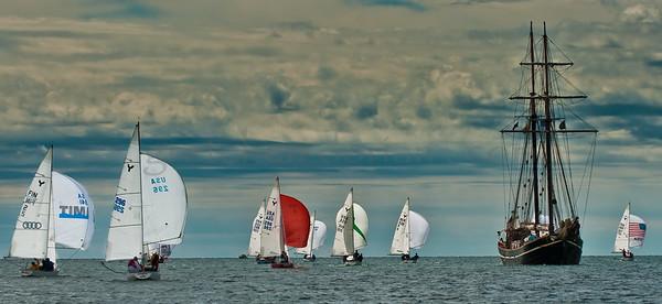 Yngling North American Championships | Alpena Yacht Club