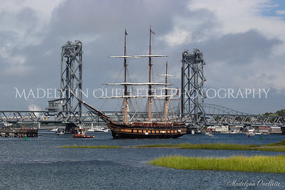 Tall Ships in Portsmouth