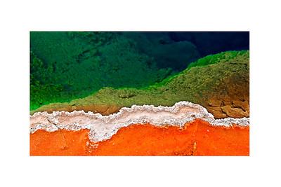 Yellowstone National Park | Geyser Pool
