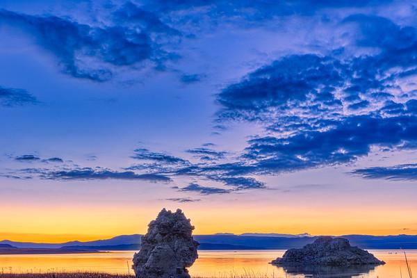Tufa Sunrise over Mono Lake