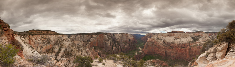 Zion NP - Observation Point