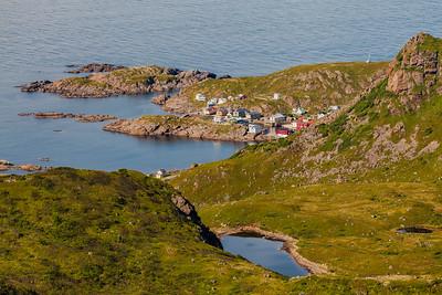 Nyksund, Nyksundøya, Vesteralen, Norway