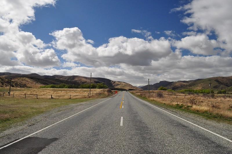 En route to Queenstown