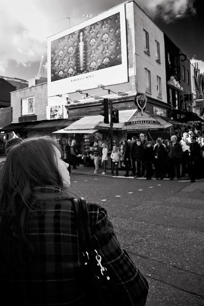 From Street Scenes/People in Camden
