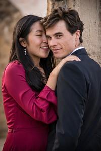 Matthew and Vivian Engagement Shoot
