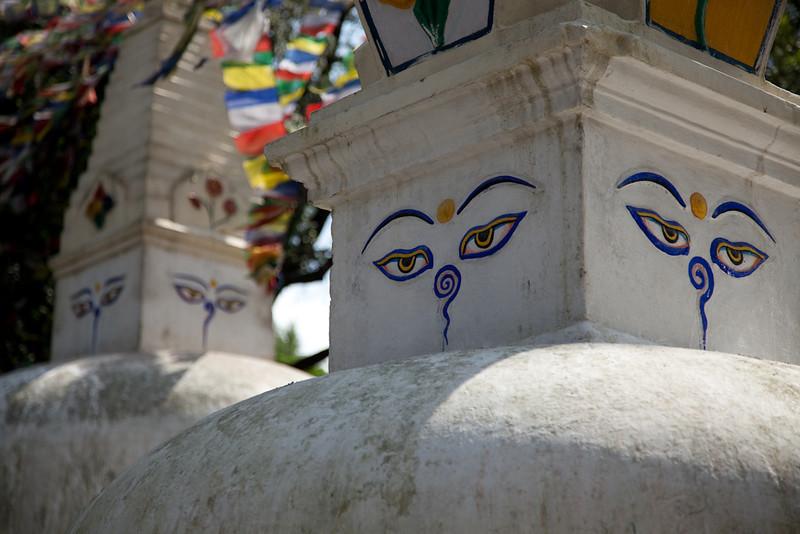 Swayambhu (Monkey Temple)