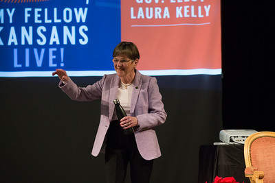 My Fellow Kansans Laura Kelly event