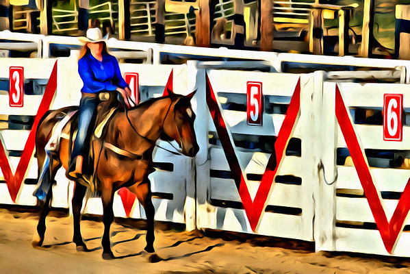 Rodeo FineArt Collection