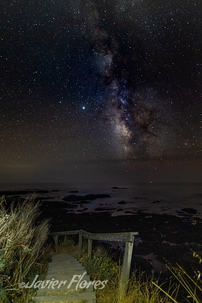 Milky Way at Shelter Cove