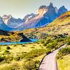 Mighty Cuernos del Paine.