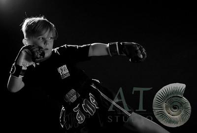 Portrait, hobbies, boxing, Muay Thai,