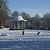 The bandstand in the Quarry, Shrewsbury.