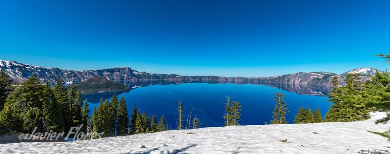 Crater Lake Panoramic