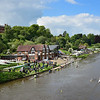 The Regatta, River Severn, Shrewsbury.