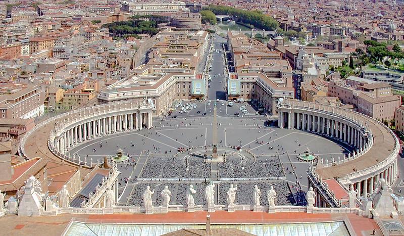 St. Peter's Square, Vatican City