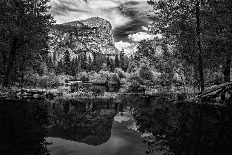 Mirror Lake, Yosemite NP
