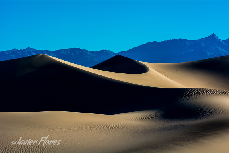 Mesquite Flat San Dunes