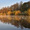 Autumn in the Quarry, Shrewsbury.