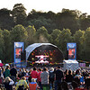 Lets Rock music festival in the Quarry, Shrewsbury.