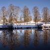 A view of the Quarry Park and River Severn, Shrewsbury.