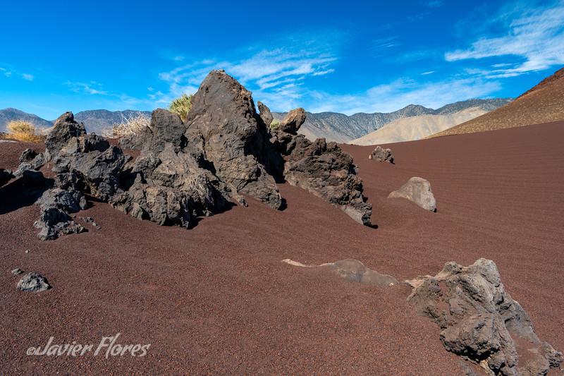 Pyroclastic Fields