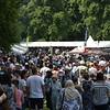 Shrewsbury food festival.
