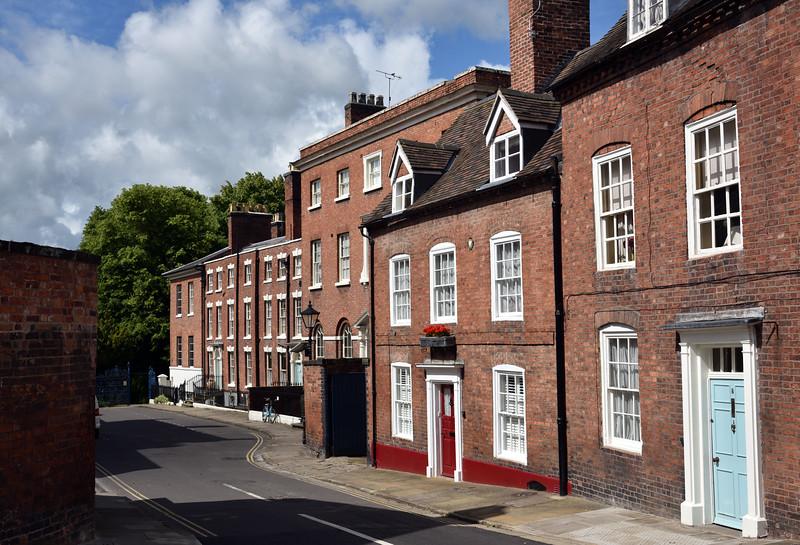 Quarry Place, Shrewsbury.