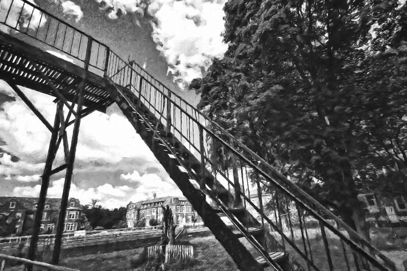 Playground at Pennhurst Hospital and Asylum, Pennhurst, PA