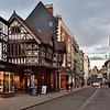 High street, Shrewsbury