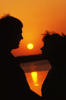 Couple-at-Sunset
