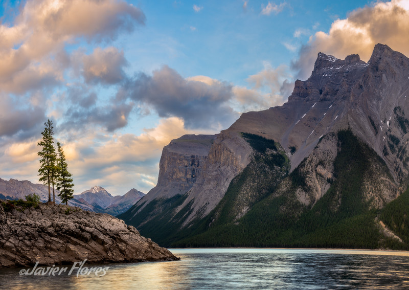 The Canadian Rocky Mountains