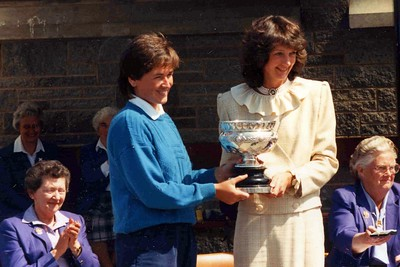 Shirley - Scottish Ladies Championship - Southerness