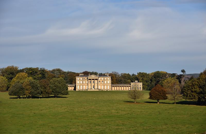Attingham Park, Atcham, Shrewsbury.