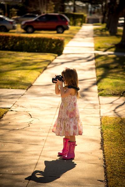 Tiny Photographer