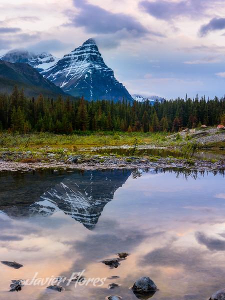 Snowcap Canadian Rockies
