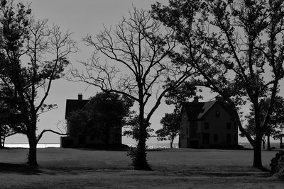 Officers' Row, Fort Hancock, Sandy Hook, NJ